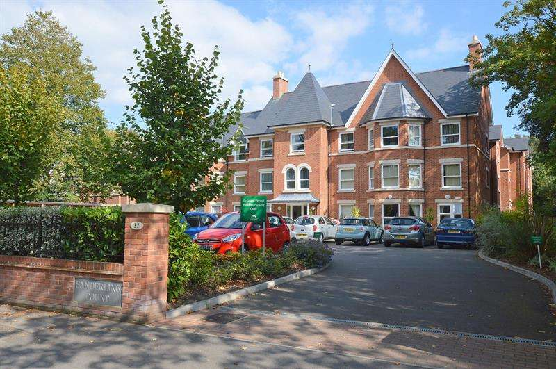 2 Bedrooms Retirement Property for sale in Sanderling Court, Bournemouth