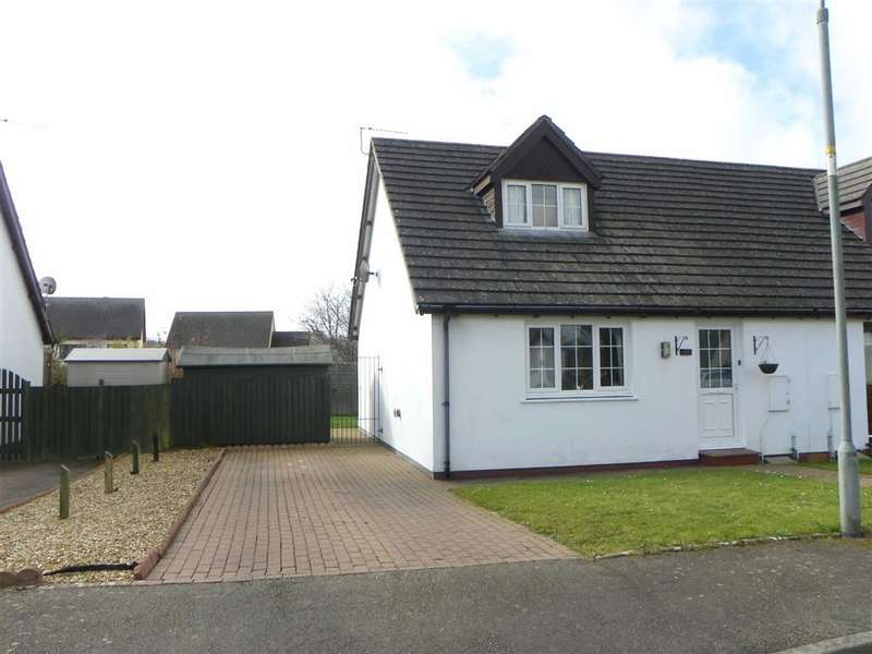 2 Bedrooms Semi Detached House for sale in Freemans Walk, Pembroke