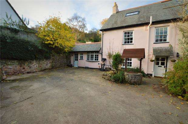 4 Bedrooms Semi Detached House for sale in Stokeinteignhead, Newton Abbot, Devon
