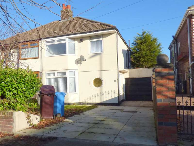 3 Bedrooms Semi Detached House for sale in Longview Drive, Huyton, Liverpool