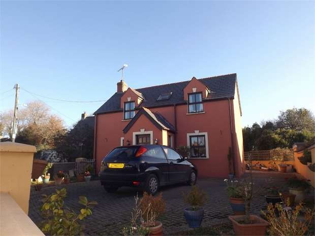 4 Bedrooms Detached House for sale in Llangwm, Llangwm, Haverfordwest, Pembrokeshire