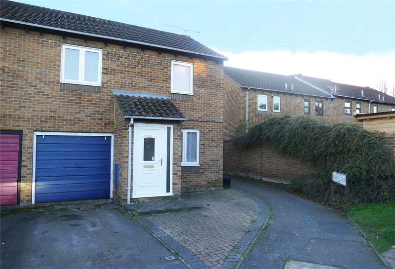 3 Bedrooms Semi Detached House for sale in Bridport Close, Lower Earley, Reading, Berkshire, RG6