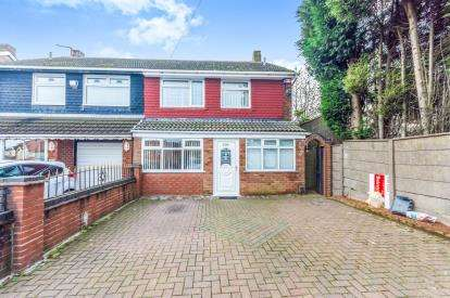 3 Bedrooms Semi Detached House for sale in Harden Road, Walsall, West Midlands