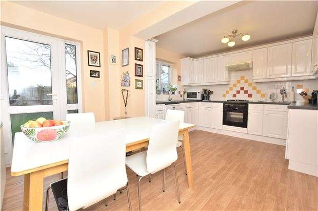 4 Bedrooms Detached House for sale in Grangeville Close, L/Green, BS30 9YJ