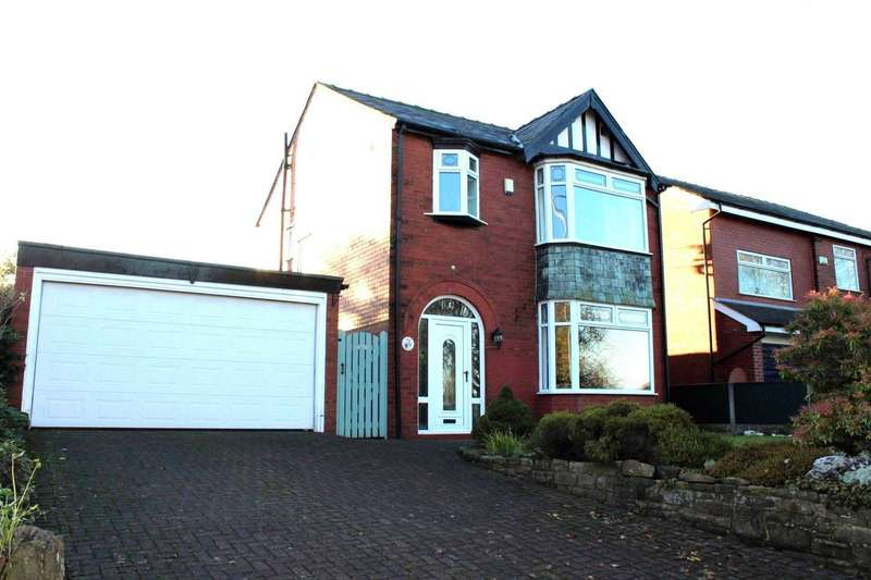 3 Bedrooms Detached House for sale in Belmont Road, Sharples