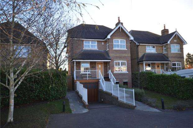 5 Bedrooms Detached House for sale in Ray Mill Road East, Maidenhead, Berkshire