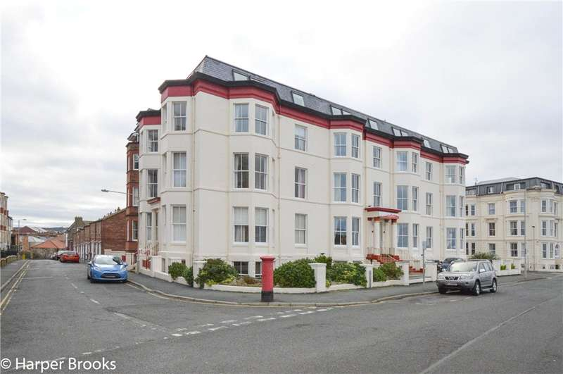1 Bedroom Apartment Flat for sale in Blenheim Terrace, Queens Parade, Scarborough, YO12