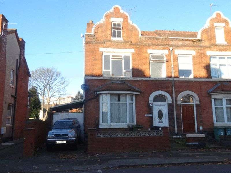 6 Bedrooms Semi Detached House for sale in Lysways Street, Walsall