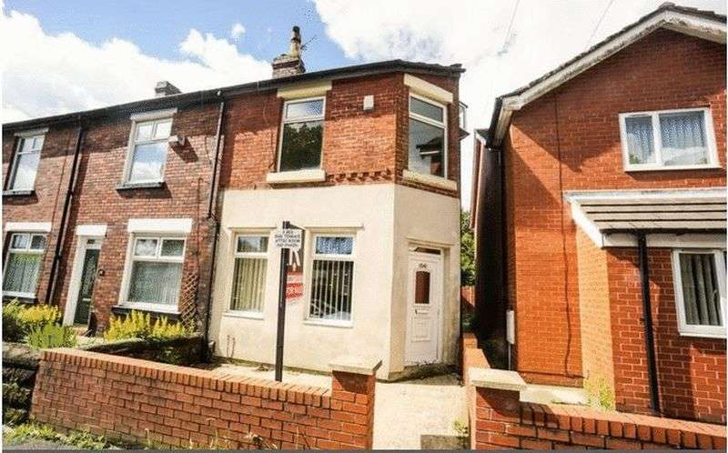 3 Bedrooms Terraced House for sale in Chorley Old Road, Heaton, Bolton, Lancashire.