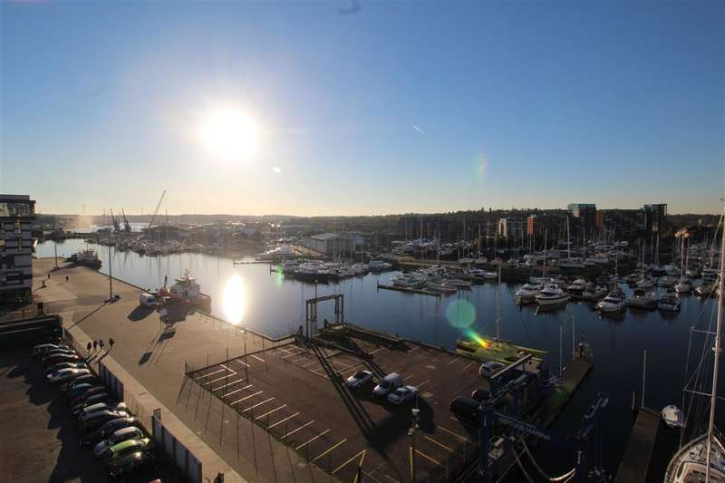 2 Bedrooms Apartment Flat for sale in Neptune Marina, Ipswich Waterfront