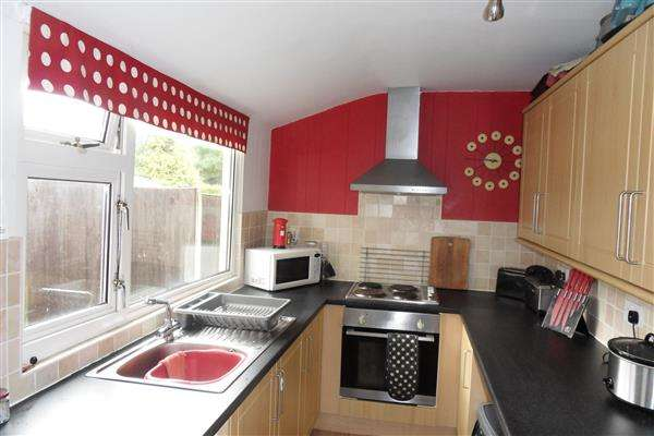2 Bedrooms Terraced House for sale in Northern Road, Heanor
