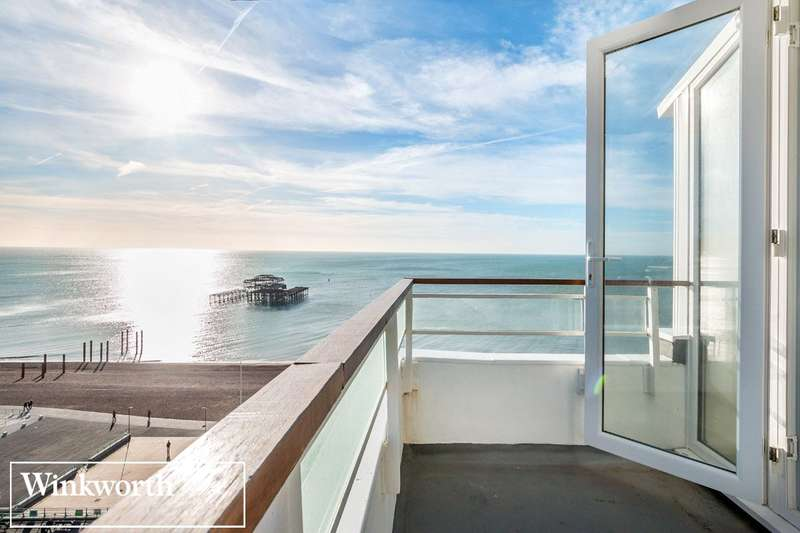2 Bedrooms Flat for rent in Bedford Towers, Kings Road, Brighton, East Sussex, BN1