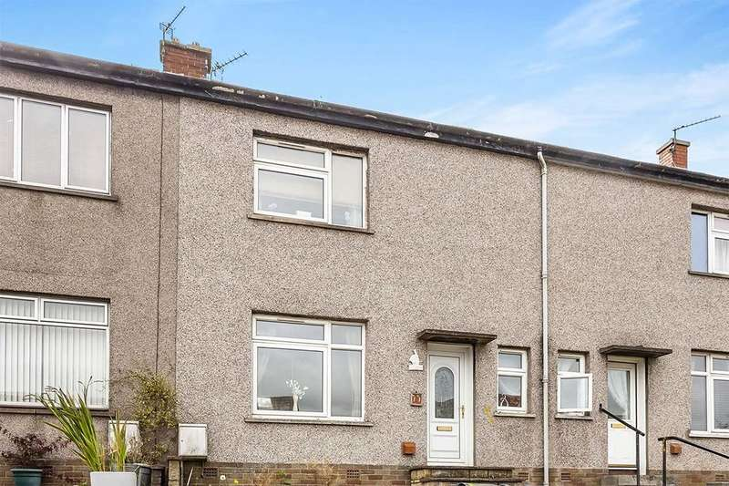 2 Bedrooms Semi Detached House for sale in Stone Avenue, Mayfield, Dalkeith, EH22