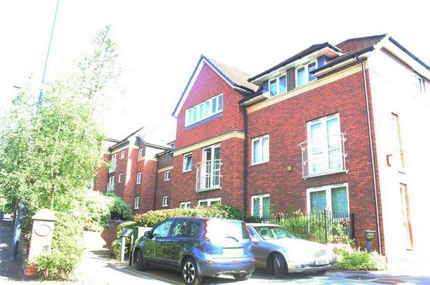 2 Bedrooms Retirement Property for sale in 224 Warwick Avenue, Derby