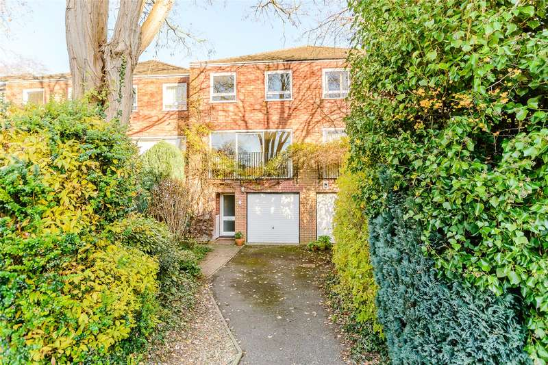 4 Bedrooms Terraced House for sale in Northmoor Place, Northmoor Road, Oxford, OX2