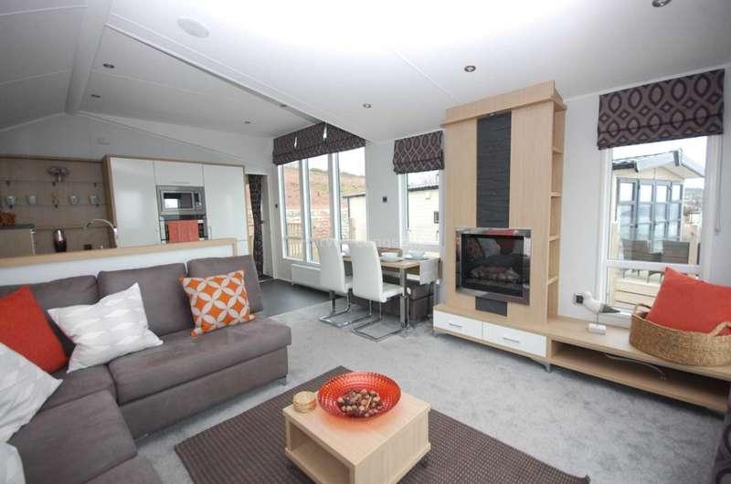 2 Bedrooms Caravan Mobile Home for sale in Shaldon