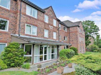 1 Bedroom Flat for sale in Homedove House, Blundellsands Road East, Liverpool, Merseyside, L23