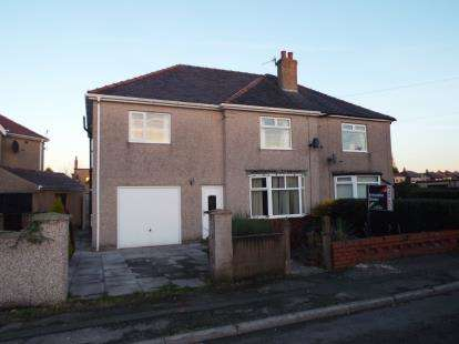 4 Bedrooms Semi Detached House for sale in Clare Road, Lancaster, LA1
