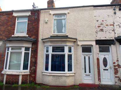 2 Bedrooms Terraced House for sale in Maria Street, Middlesbrough, North Yorkshire