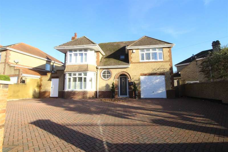 4 Bedrooms Property for sale in Marlborough Road, Swindon