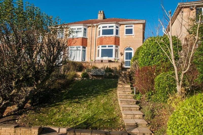 3 Bedrooms Semi Detached House for sale in Bailbrook Lane, Bath