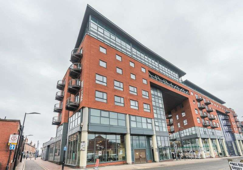 1 Bedroom Flat for sale in Cavendish Street, Sheffield S3 7SH - Roof Top Gardens