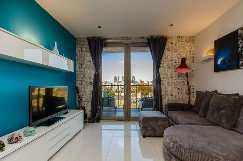 1 Bedroom Flat for sale in Haven Way, Bermondsey, SE1