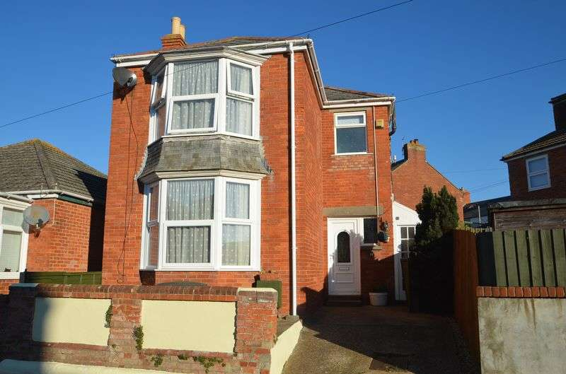 3 Bedrooms Detached House for sale in Coronation Road, Weymouth