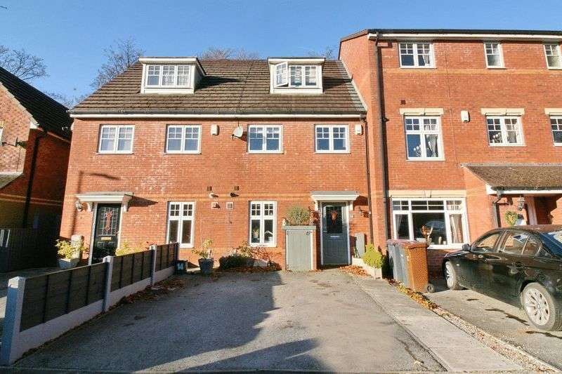 3 Bedrooms Terraced House for sale in Landau Drive Worsley Manchester