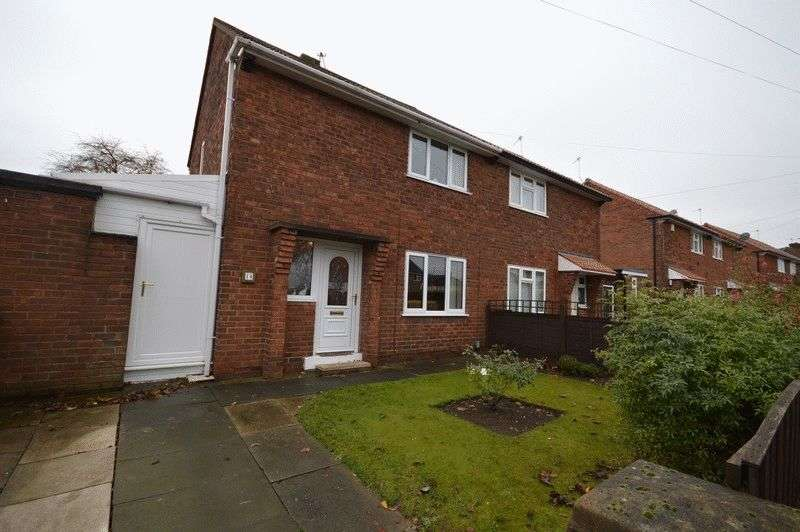 2 Bedrooms Semi Detached House for sale in Austin Road, Castleford