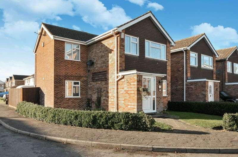 4 Bedrooms Detached House for sale in Shawley Road, Sawtry