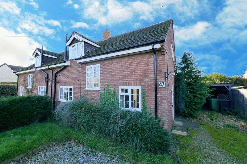 2 Bedrooms Semi Detached House for sale in DORCHESTER-ON-THAMES