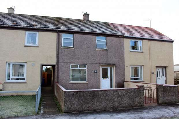 2 Bedrooms Terraced House for sale in Martin Crescent, Ballingry, KY5