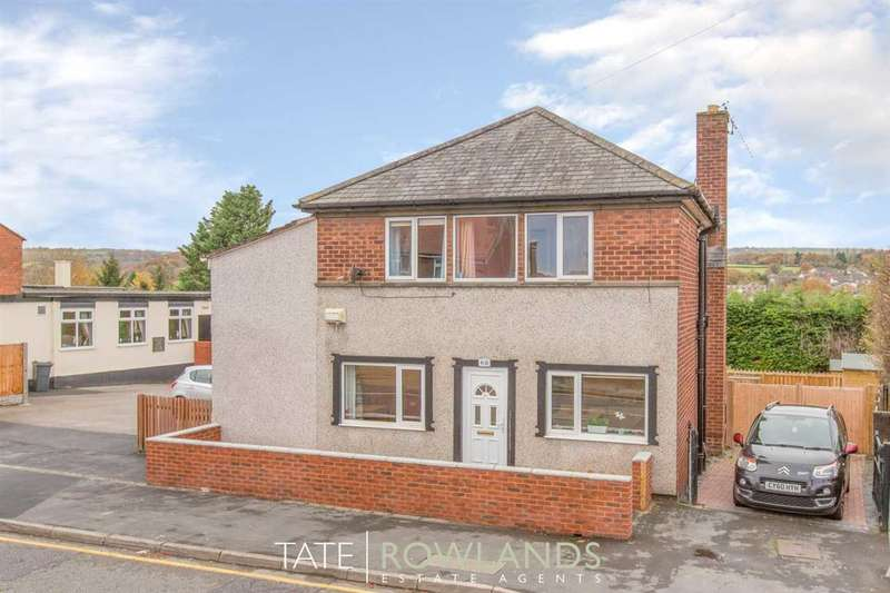 3 Bedrooms Detached House for sale in Northop Road, Flint