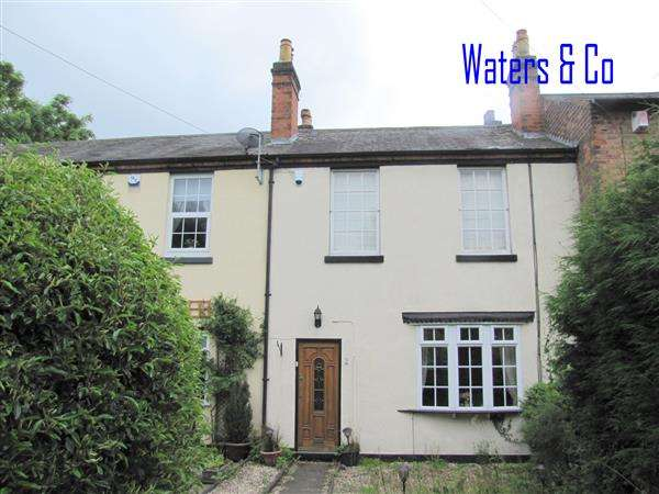 3 Bedrooms Terraced House for sale in Albion Cottages Birmingham Road, Water Orton