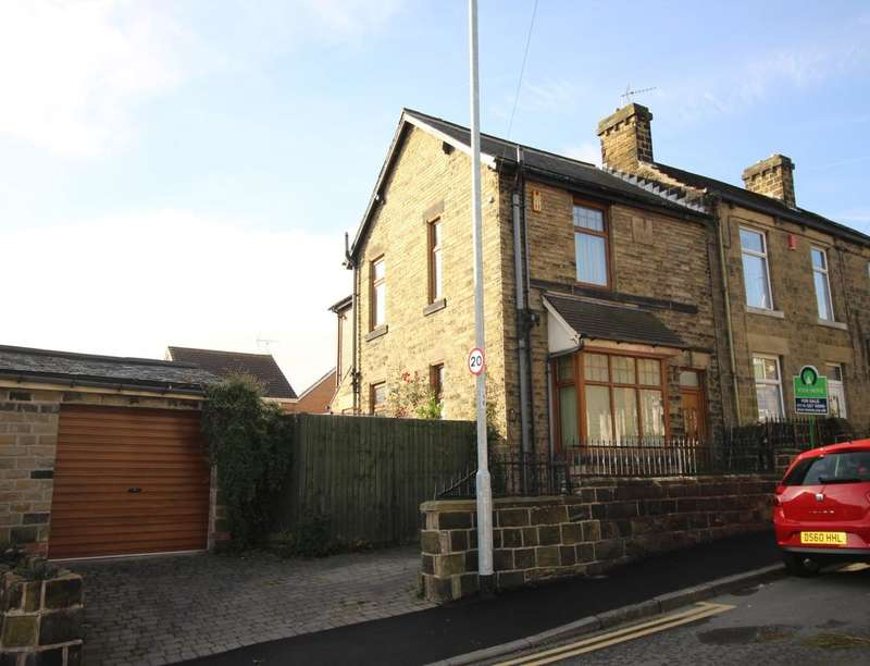 3 Bedrooms Detached House for sale in Wortley Road, High Green, Sheffield, S35