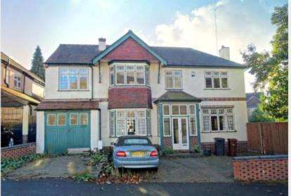 5 Bedrooms Detached House for sale in Tudor Crescent, Wolverhampton, West Midlands