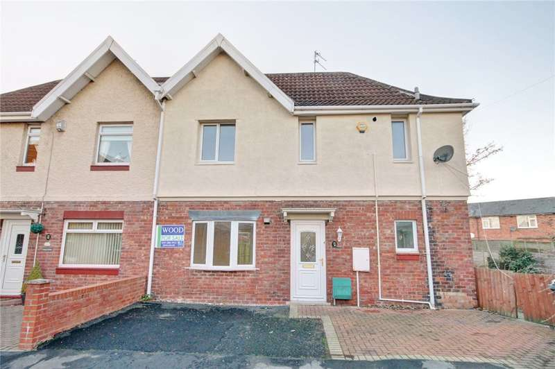 3 Bedrooms Semi Detached House for sale in Musgrave Gardens, Gilesgate, Durham, DH1