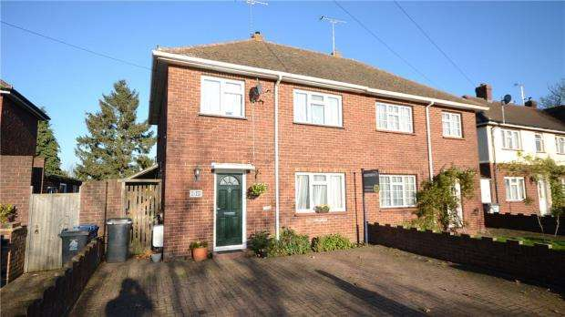 3 Bedrooms Semi Detached House for sale in Colenorton Crescent, Eton Wick, Windsor