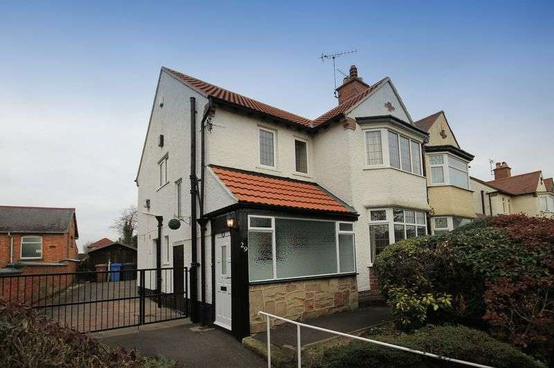 2 Bedrooms Semi Detached House for sale in HIGH STREET, CHELLASTON