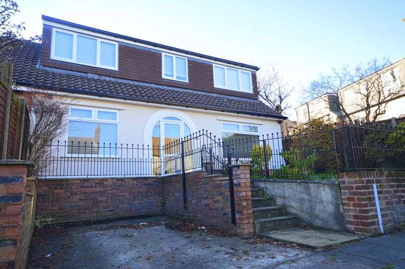 3 Bedrooms Semi Detached House for sale in Gateacre Vale Road, Woolton