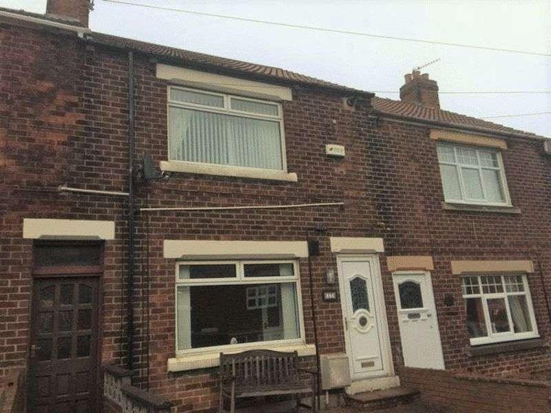 2 Bedrooms Terraced House for sale in Rosedale Terrace, Peterlee