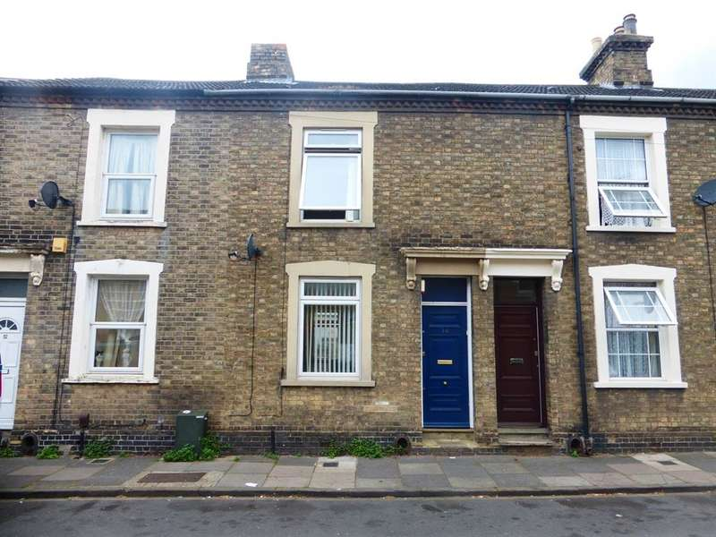 3 Bedrooms Terraced House for sale in Costin Street, Bedford, MK40