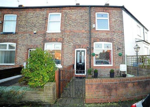 2 Bedrooms Terraced House for sale in 19 Chapel Road, Irlam M44 6EE