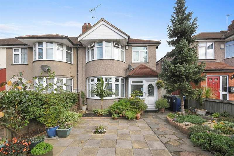 3 Bedrooms End Of Terrace House for sale in Whitton Avenue West, NORTHOLT, UB5