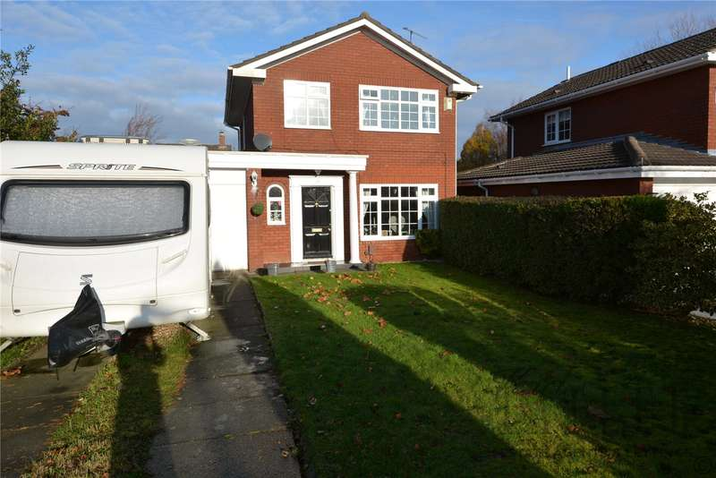 3 Bedrooms Detached House for rent in Orston Crescent, Spital, Wirral