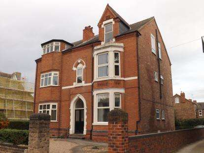 2 Bedrooms Flat for sale in Musters Road, West Bridgford, Nottingham
