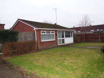 2 Bedrooms Bungalow for sale in Borrowdale Close, Radford, Coventry