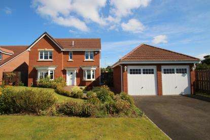 4 Bedrooms Detached House for sale in Avondale Avenue, East Kilbride