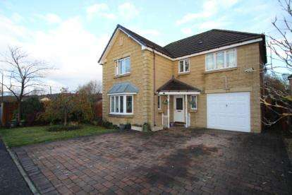 4 Bedrooms Detached House for sale in John Cowane Row, Stirling